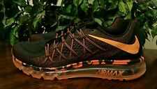NIKE MENS AIR MAX 2015 PREMIUM RUNNING TRAINING SHOES 749373-008 SIZE 10