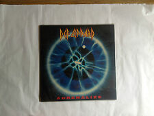 Def Leppard Adrenalize LP Korea Hard Rock Metal