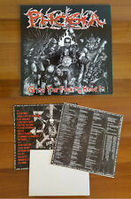 Phobia ‎– Grind Your Fucking Head In - Rødel Records ‎– RR25 - Vinyl, LP, Album