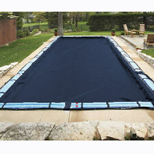 30'x50' Rect Inground Swimming Pool Winter Cover 8 Year
