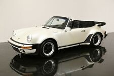 1984 Porsche 911 Carrera Turbo-Look Cabriolet