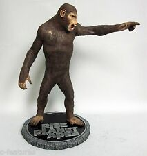 RISE OF THE PLANET OF THE APES Caesar MODEL KIT Needful Things NO RESERVE Rare!