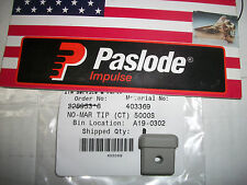 """""""NEW"""" PASLODE Part  # 403369 - Replacement Tip (rubber) for Cordless Framer"""