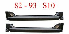 82 93 Chevy S10 Extended Rocker Kit OEM Type That Extends Into Jambs 2Pc L&R