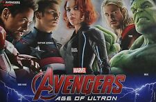 AVENGERS - A3 Poster (ca. 42 x 28 cm) - Film Plakat Age of Ultron Clippings NEU