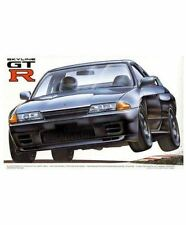 Fujimi ID-10 1/24 Nissan SKYLINE GT-R R32 1989 Limited Ver. from Japan Rare