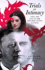 Trials of Intimacy: Love and Loss in the Beecher-Tilton Scandal-ExLibrary