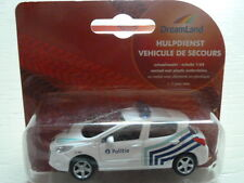 NOREV 3 INCHES PEUGEOT 308 POLICE BELGE