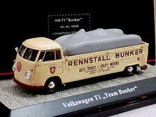 VOLKSWAGEN T1 RENNSTALL BUNKER TEAM PREMIUM CLASSIXXS 18009 1/43