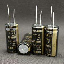 4Pcs Japan ELNA 1000uF/50V  High-END RFS SILMIC II Series HIFI Audio Capacitor