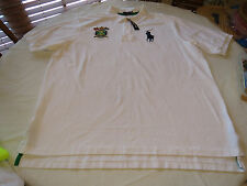 Polo Ralph Lauren 3XT TALL S/S shirt  Big Pony Men's **Spot** Marine Supply 1967