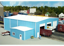 RIX PRODUCTS - PIKESTUFF - THE SHOPS - Building Kit N Scale 541-8014