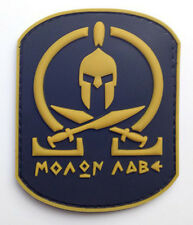 STAR WARS JEDI ORDER Tactical Military Morale 3D PVC  Patch  SJK     538