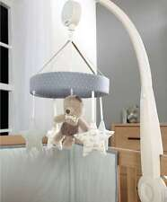 Mamas & Papas - Millie & Boris - Musical Cot Mobile BLUE