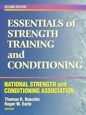 Essentials of Strength Training and Conditioning, NSCA -National Strength & Cond