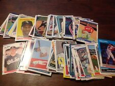 100 different Chicago White Sox cards Agosto to Williams 1980's - today NM-mint