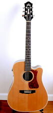 2002 Guild D50CE Acoustic-Electric Guitar In Case 2002