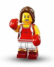 Lego 71013 CMF Series 16 Female Kick Boxer New & Sealed (MISP) Ready Stock