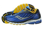 Saucony Ride 6 Mens Running Sneakers Shoes New Blue Yellow Black 20200-2