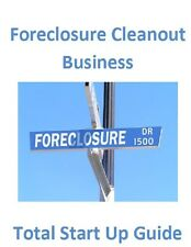 Foreclosed Homes Fast Start Kit - Client List - Forms