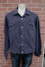GUESS Jeans Men's  Denim Jeans Jacket Gray Size XXXL NEW WITH TAGS!