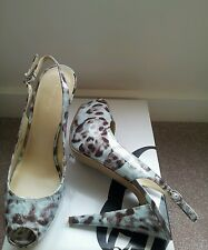 $149.00 Nine West Brand New LT Green non Leather sandals/Shoes heels size 8 1/2M