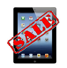 Apple iPad 2 16GB, Wi-Fi, 9.7in - Black - GRADE A Condition with Warranty (R)