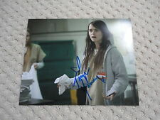TARYN MANNING SIGNED PHOTO SEXY GORGEOUS RARE!! COA 8 MILE SONS OF ANARCHY GA