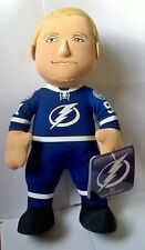 "Steven Stamkos Tampa Bay Lightning NHL Player Jersey 10"" Plush Toy Figure"