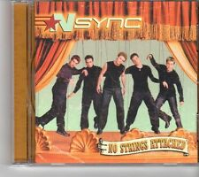 (FH924) N Sync, No Strings Attached - 2000 CD