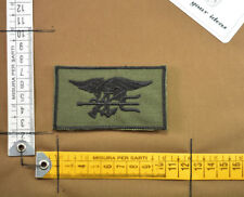 Patch ricamata Seal Badge od, usn seals afghanistan devgru NSW sf navy