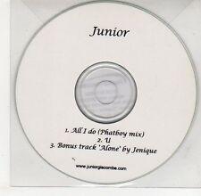 (EG402) Junior, All I Do - 2006 DJ CD
