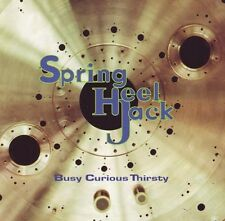 "SPRING HEEL JACK ""Busy curious thirsty"" 1997 (CD)"