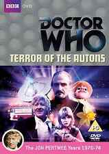 Doctor Who - Terror of the Autons (Special Edition) V. GOOD CONDITION - dis. 24h