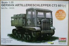 Vulcan models German artillerieschlepper ct3 601 (R) 1:35