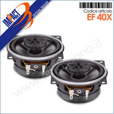 IMPACT EF 40X - Altoparlanti coassiali 100mm con tweeter al neodimio - 100W