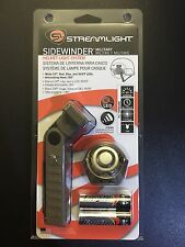 Streamlight Sidewinder Flashlight w/ Articulating Head and Batteries