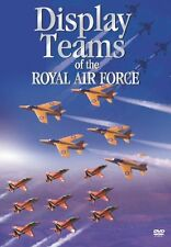 Display Teams of the Royal Air Force (New DVD) Aviation Aircraft Red Arrows etc