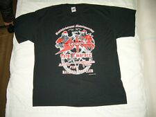 SODOM, FATAL EMBRACE – very rare original 2004 ANTICHRISTMAS METALMEETING Shirt!