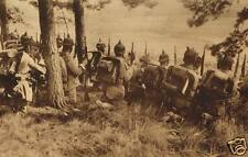 "German Army Infantry Soldiers World War 1, 6x4"" Reprint Photo"