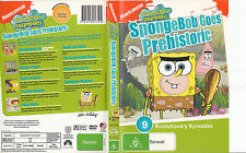 Spongebob Squarepants:Spongebob Goes Pre-1999/2014-TV Series USA-9 Episodes-DVD