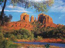 SEDONA ARIZONA 550 Desert Hoodoos Landscape Southwest BOXLESS Jigsaw Puzzle 100%