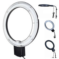 CN-65C 220V 65W 5400K Continuous Fluorescent Studio Video Macro Ring Light Lamp