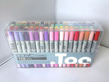 TOO Copic Ciao 72 color A Set Premium Artist Markers Anime Comic Japan F/S
