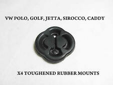 EXHAUST MOUNT VW GOLF POLO SIROCCO JETTA CADDY RUBBER SUPPORT HANGER REPAIR NEW