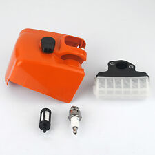 Air Filter & Cover & Fuel Filter kit Fits Stihl 021 025 MS230 MS210 MS250