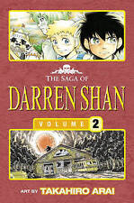 The Saga of Darren Shan (2) - The Vampire's Assistant, Darren Shan, New Book