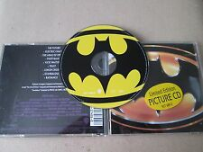 Prince ‎– Batman (Motion Picture Soundtrack) VERY RARE PICTURE CD NEAR MINT
