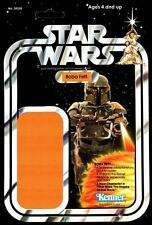 Star Wars Vintage CD-R of Cardbacks, Instructions, Decals, Catalogues, Stickers