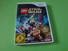 WII Spiel LEGO Star Wars: Die komplette Saga (Nintendo Wii, 2007, DVD-Box)
